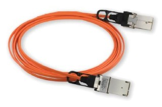 C.wire (CXP) 12x10G (120G), 12x12.5G (150G), and 12x14G (168G) Active Optical Cable