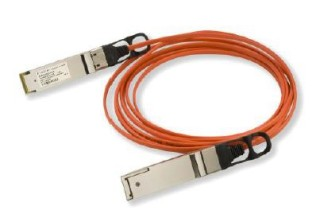 Quadwire 4x10G (40G) Ethernet and Infiniband QDR QSFP Active Optical Cable
