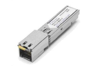 1000BASE-T 100m RJ-45 Copper SFP Optical Transceiver
