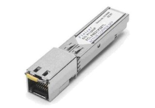 1000BASE-T 100m Gen2 RJ-45 Copper SFP Optical Transceiver