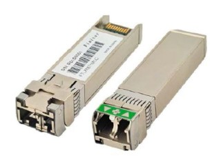 10G Multi-Protocol Tunable DWDM 80km SFP+ (T-SFP+) with Limiting APD Rx Optical Transceiver