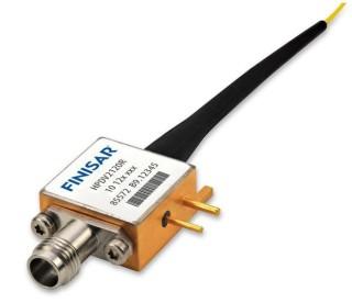 50 GHz High-Power Photodetector