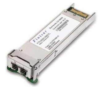 10G Multi-Protocol Tunable DWDM 40km XFP (T-XFP) with PIN Rx Optical Transceiver