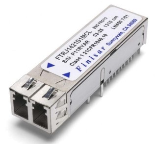 OC-48 IR-1/STM S-16.1 2x10 PIN SFF Optical Transceiver
