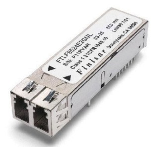 4G Fibre Channel (4GFC) 150m 2x7 PIN SFF Optical Transceiver