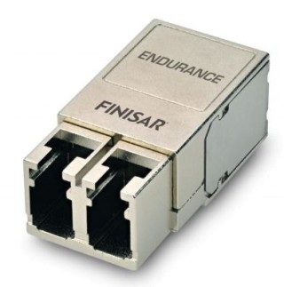 Compact Endurance® 125Mb/s to 10Gb/s 550m Optical Transceiver for Commercial and Datacom Applications