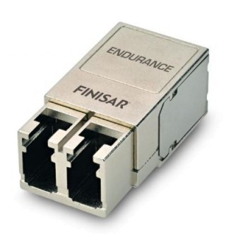 Compact Endurance® 1Gb/s to 10Gb/s 10km Optical Transceiver for Military and Industrial Applications