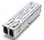 1000BASE-LX and 2G/1G Fibre Channel (2GFC/1GFC) 10km 2x5 PIN SFF Optical Transceiver