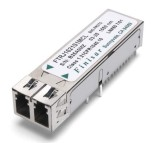 OC-48 LR-1/STM L-16.1 2x10 PIN SFF Optical Transceiver
